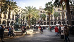 Barcellona - Ramblas