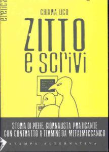 Chiara Lico - Zitto e Scrivi