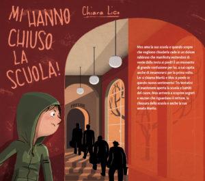 Chiara Lico - Mi Hanno Chiuso la Scuola
